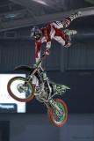 Indoor Motocross Stunt Show