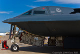 Whiteman Air Force Base of the B-2 Bomber