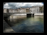 Pont la Feuillée. Lyon