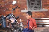 Schoolboy - Kathmandu