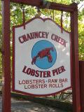 Chauncy Creek Lobster Pier 1
