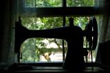 Sewing Machine on the Ketola Farm