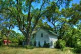 Old Farm House in Kenosha County
