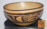 Hopi Bowl (Paqua Naha, Frogwoman)