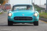 2009 - 1956 Corvette - Dallas Area Classic Chevy Club