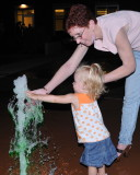 I like fountains
