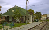 Windber PA Downtown Depot