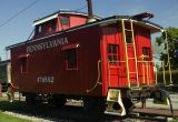 New Oxford PA Caboose