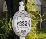 Wytheville VA Historical District Sign