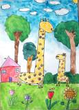 giraffe, Nancy, age:5.5