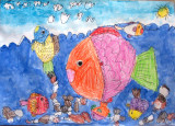 fish, Nancy, age:4