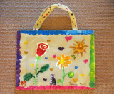 recycle bag, Jasmine, age:5.5