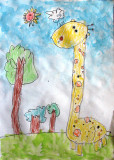 giraffe, Thomas, age:4.5