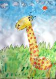 giraffe, Ling, age:4