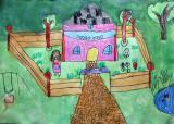 house, Nancy Chen, age:5