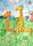 giraffe, Kelvin, age:6