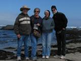 Dave, Linda Becky and Matt