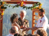 Josh and BranDee's Wedding at Monan's Rill, CA
