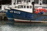 fishing boats :: weymouth