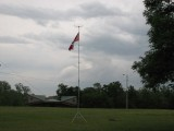 6M Stn Patriotic Antenna                          By VE3HM