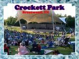 Crockett Park Music Concerts in Brentwood