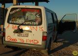 Another Wicked van-rear