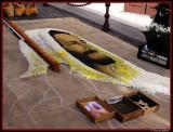 The Flower Petal Carpets of La Orotava (Las Alfombras de Corpus )