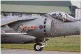 BAe Harrier GR9 ZD330 loaded