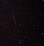 meteor, I think