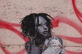 Franks Wall Girl