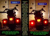 REAR LED TAIL / TURN SIGNAL MODIFICATION