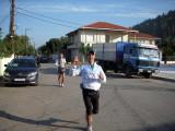 pose runner