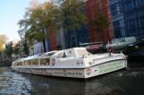 Amsterdam 2008- Tour Boats
