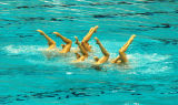Russian team, felt they kept under water for ages