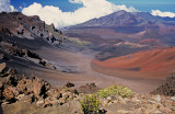The Haleakala Crater