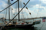 Moored at South Street Seaport