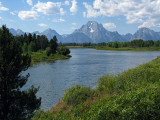 Oxbow Bend - Snake River