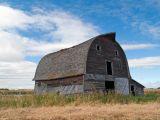 old prairie barn