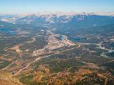 Whistler�s Mountain view of Jasper
