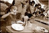 Malnourished children feeding program