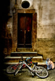 Exhausted bicycles