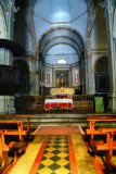 San Leonardo Church interior