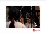 Makeup for Cantonese Opera