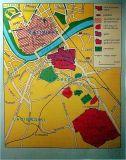 Kazimierz - jewish district,  jewish ghetto in Podgorze and germans concentration camp in Plaszow