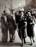 Jewish girls  in Cracov before II World War