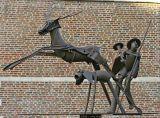 Turnhout (Belgium)TAXANDRIA - Kunstwerk van Paul Van Hees (2003)