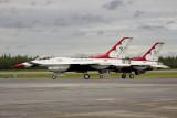 thunderbirds 08 Eielson AFB airshow
