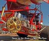 Lernerville Speedway WRG-WoO Sprints 07/15/08