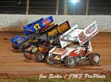 Dirt Track at Charlotte WoO Finals - Friday 11/06/09
