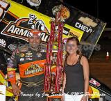 Sharon Speedway ASCS Patriot Sprints 06/17/08